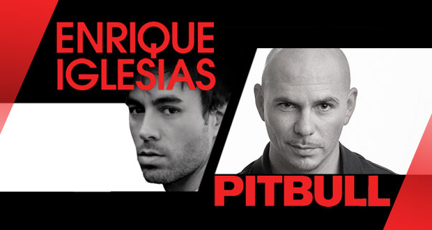 Enrique Iglesias Pitbull Amway Center Orlando Oct 28